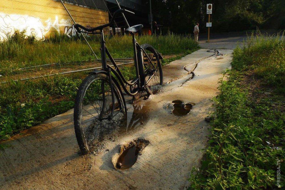 Картинки про велосипед приколы, открытки поздравлениями открытки