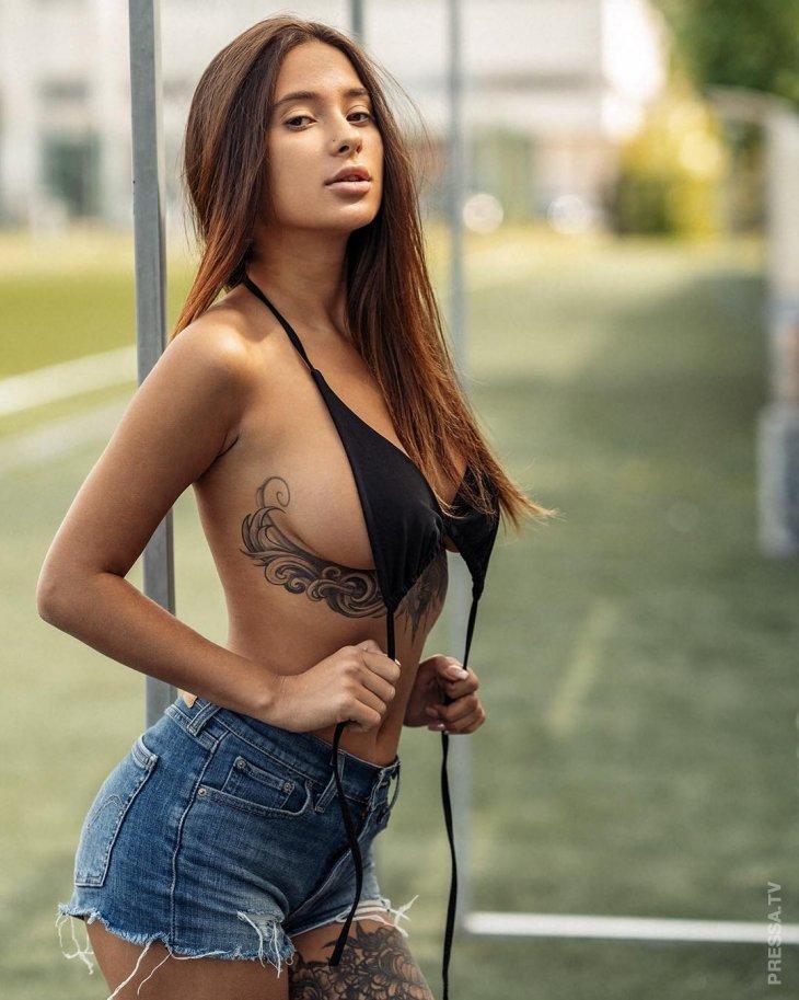 Кристина Щербинина горячие фото