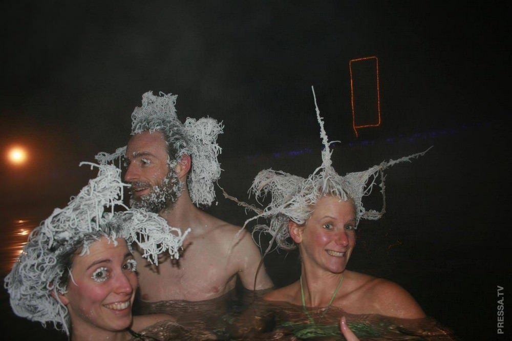 белые фото приколы про мороз альбомного листа