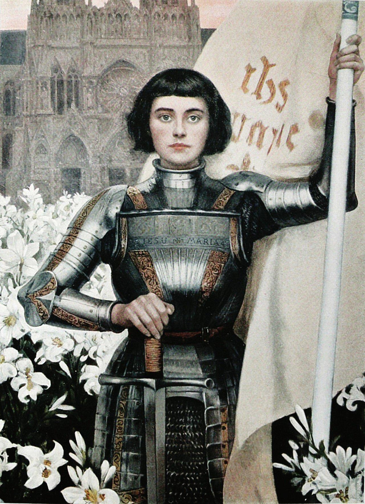 Самозваная Жанна д'Арк, которая обманула всех