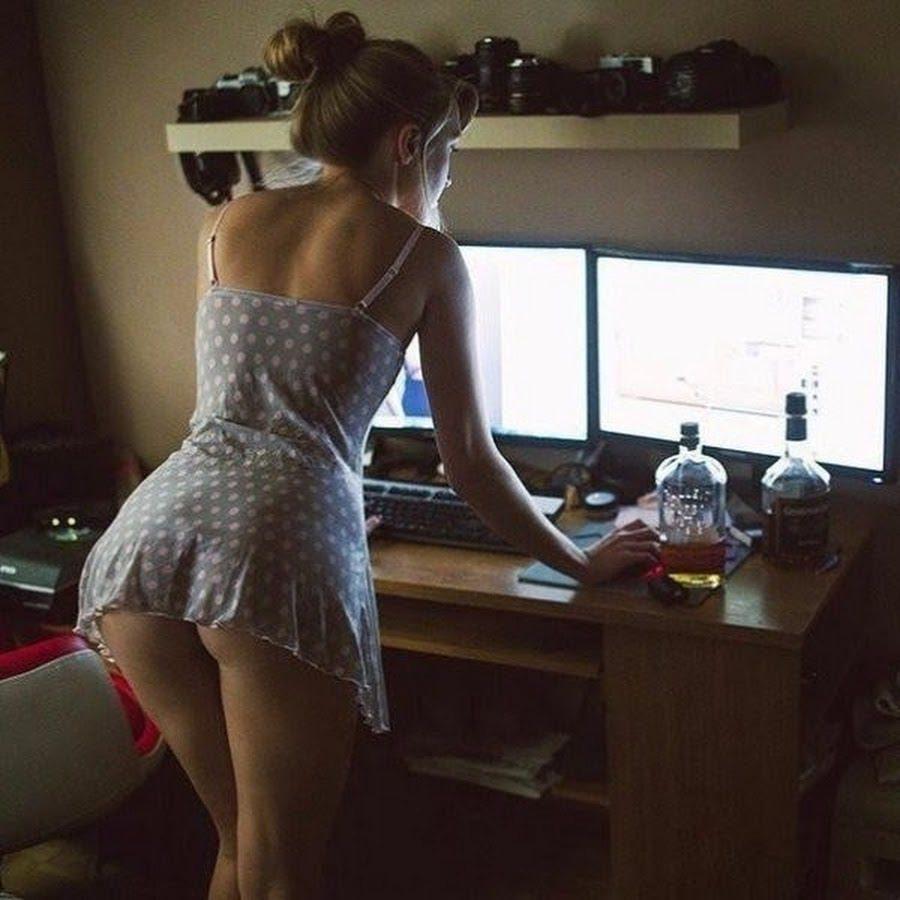 частное фото интимное в одежде и без