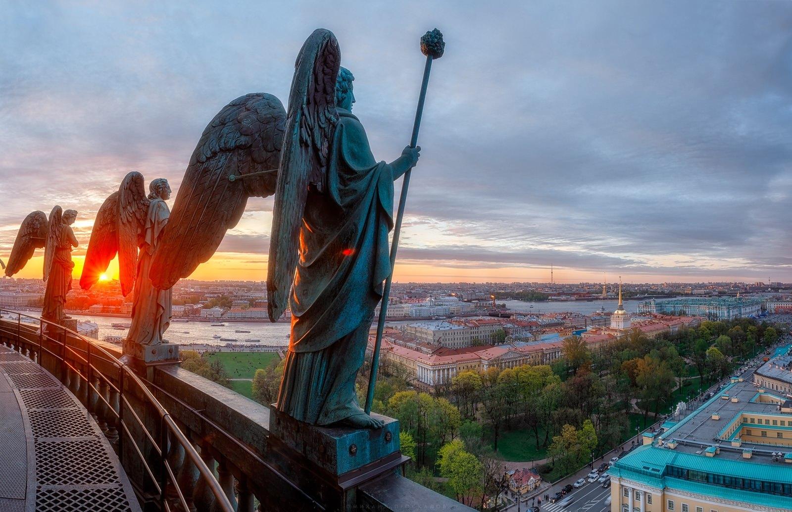 ангелы в санкт-петербурге картинки ресторанов