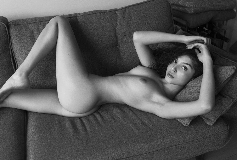 Naked liz higgins