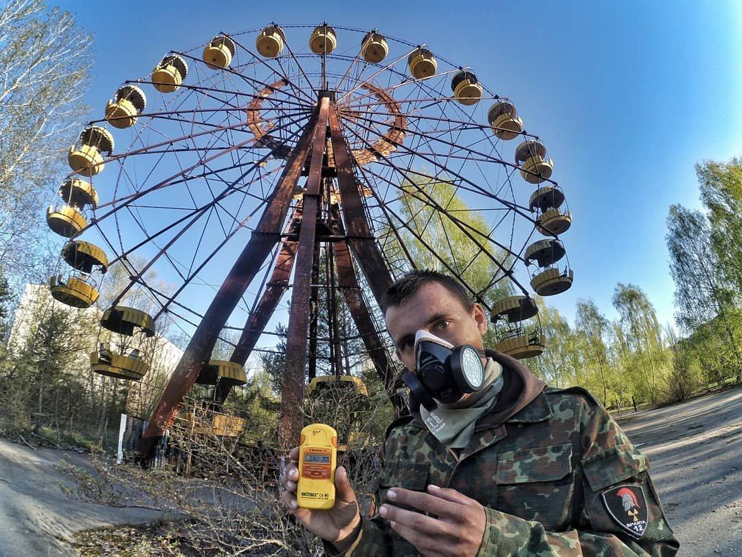 Фотки чернобыль смотреть