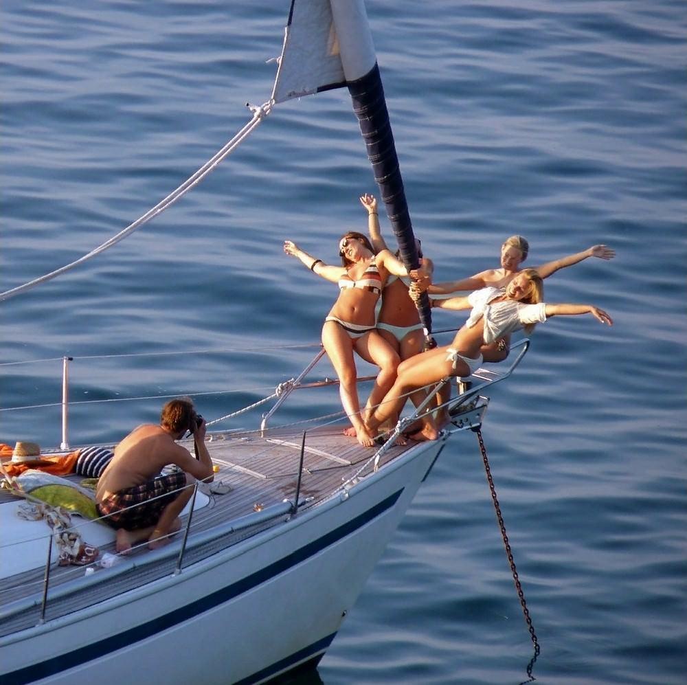 наиболее смешные фото яхт русская
