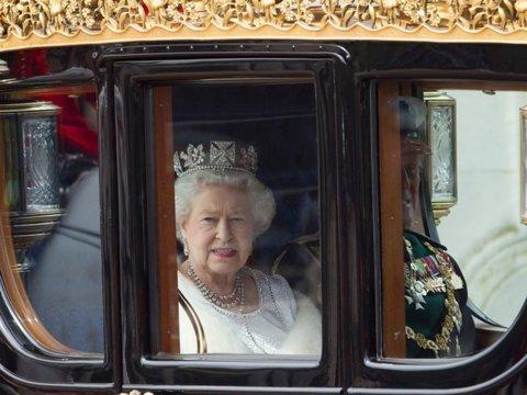 Простые вещи, которые никогда не делала английская королева Елизавета