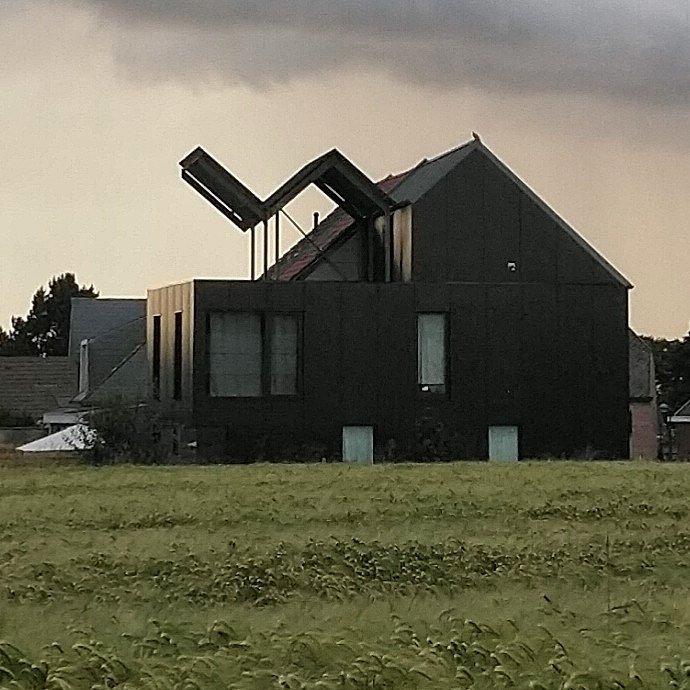 Самые уродливые дома фото