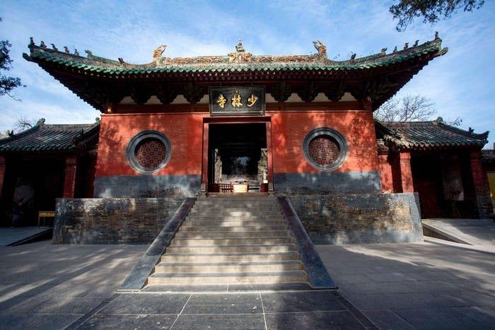 Монастырь Шаолинь: история и современность