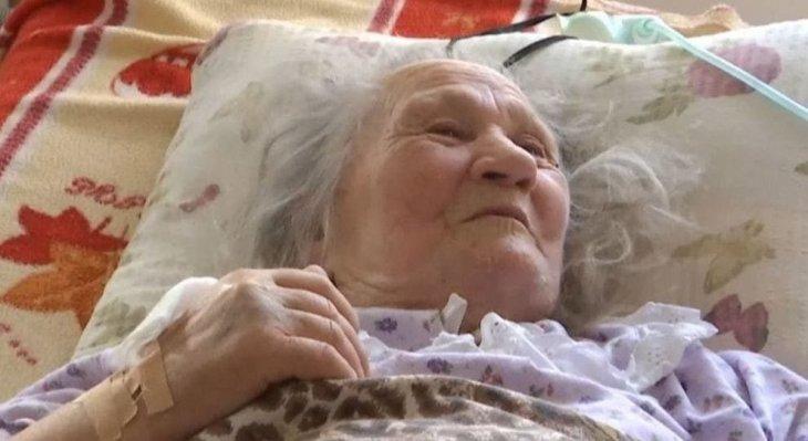 83-летняя бабушка воскресла через 10 часов после  смерти