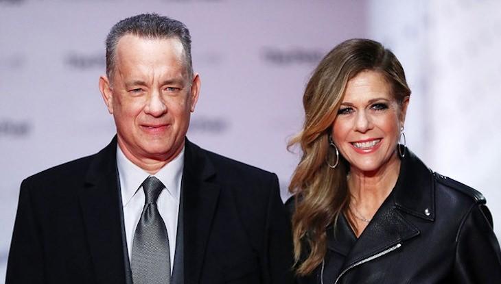 Том Хэнкс и Рита Уилсон заразились коронавирусом в Австралии