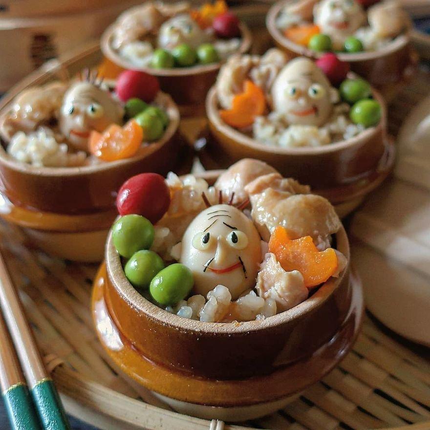 как утверждают необычная еда фото выкладывают