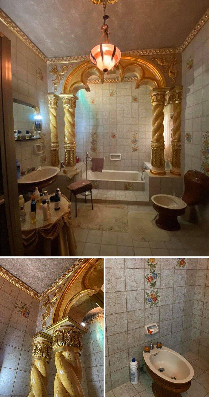 Ванные комнаты с самыми разными дизайнами