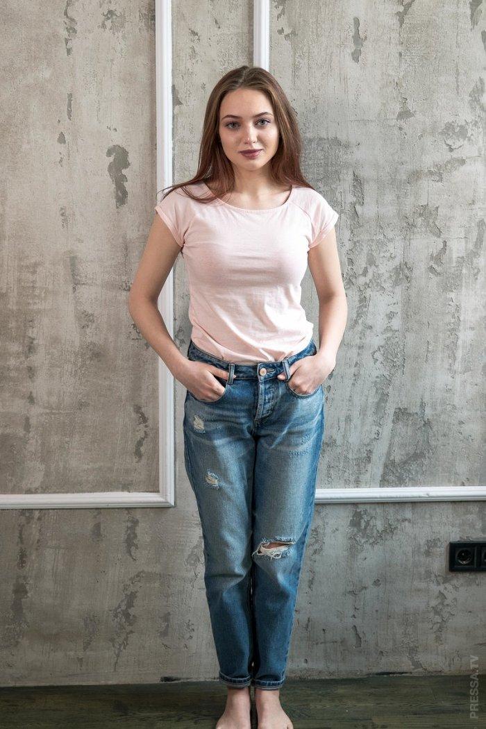 Hannah Lynn - Девушка Дня