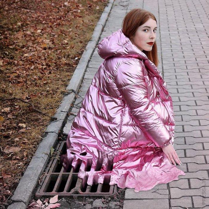 Сюрреалистические автопортреты и фотоманипуляции российской художницы Александры Чертуловой
