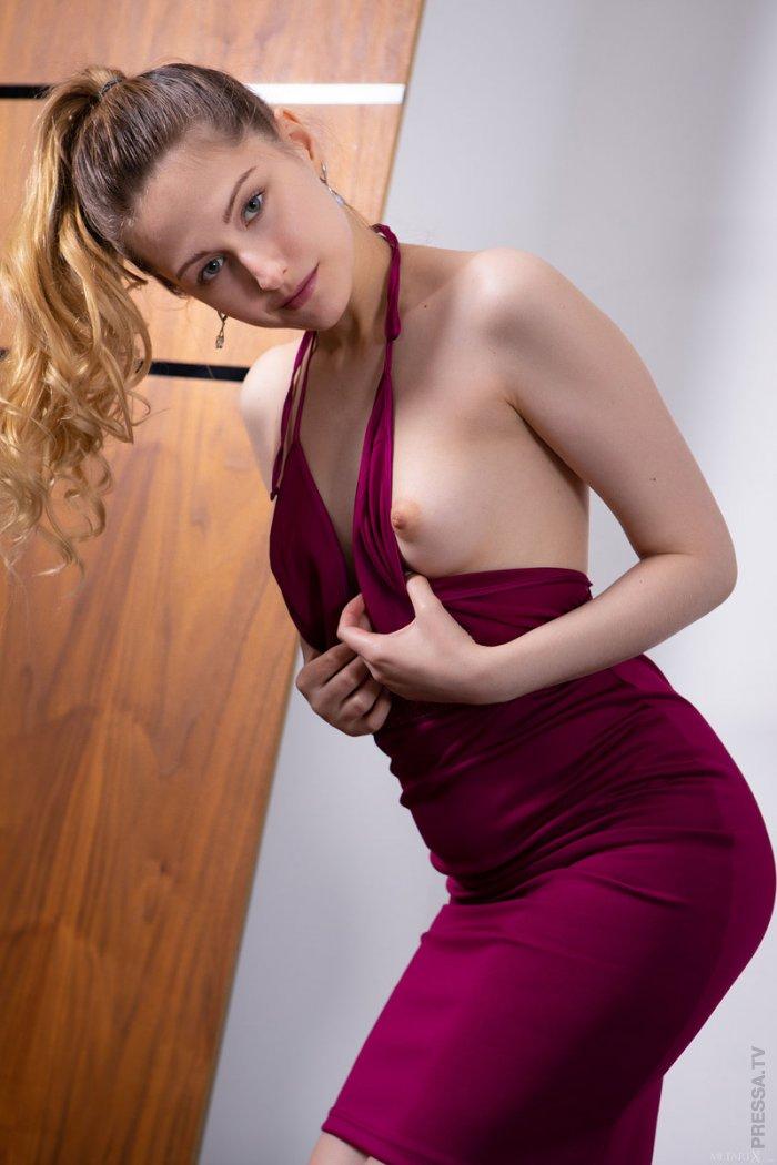 Ольга Куриленко: смотри и наслаждайся